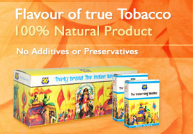 Flavour of True Tobacco